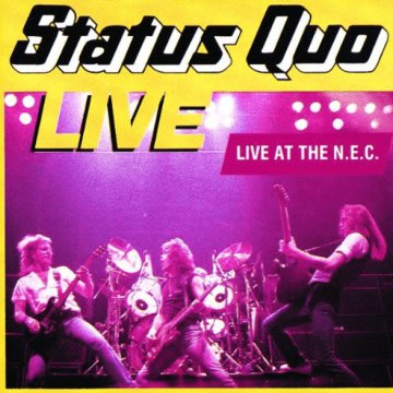Live At The N.E.C CD