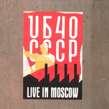 Live In Moscow CD