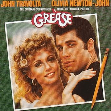 Grease (Pomádé) CD