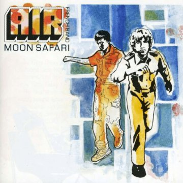 Moon Safari CD