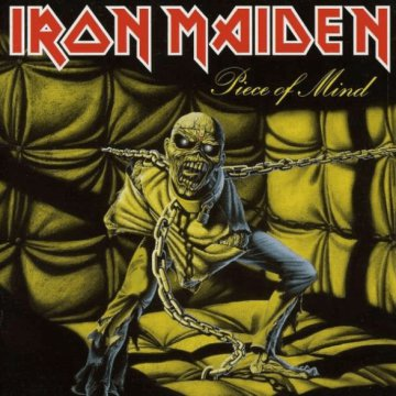 Piece Of Mind CD