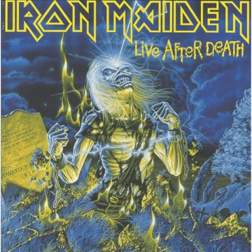 Live After Death CD