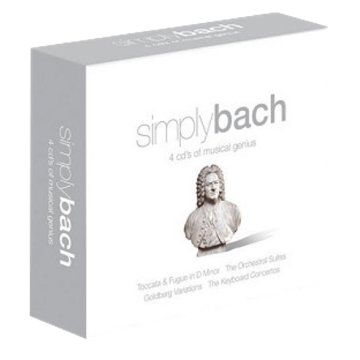 Simply Bach CD