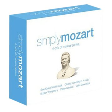 Simply Mozart CD
