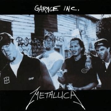 Garage Inc. CD
