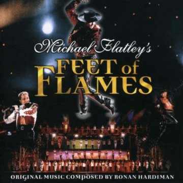 Michael Flatley's Feet Of Flames CD