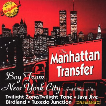 Boy from New York City & Other Hits CD