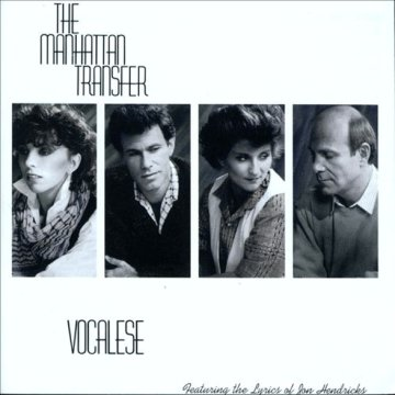 Vocalese CD