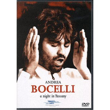 A Night In Tuscany DVD