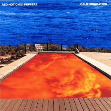 Californication CD