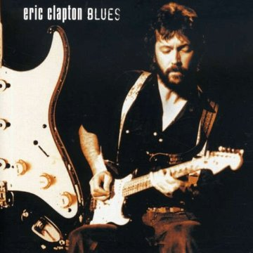 Eric Clapton Blues CD
