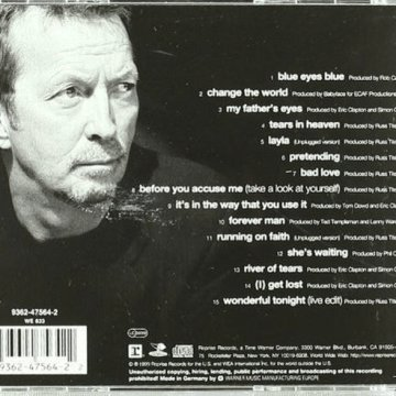 Clapton Chronicles - The Best Of CD