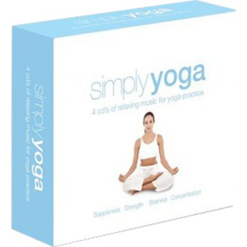 Simply Yoga (Box Set) CD