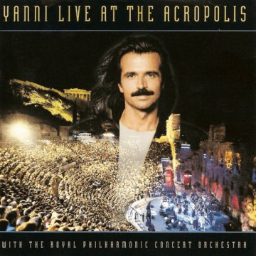 Live at the Acropolis CD