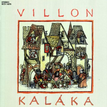 Villon balladák CD