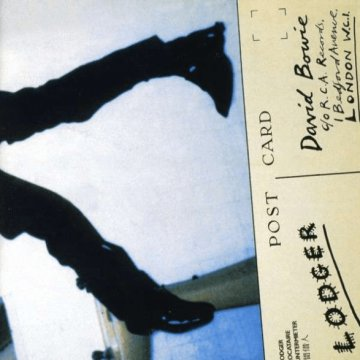 Lodger CD