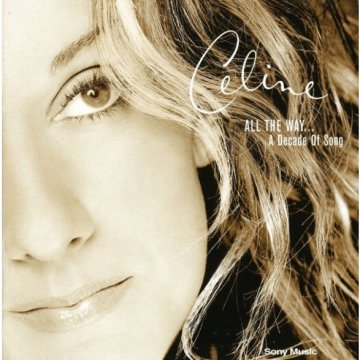 All The Way - A Decade Of Song CD