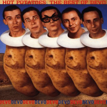 Hot Potatoes CD