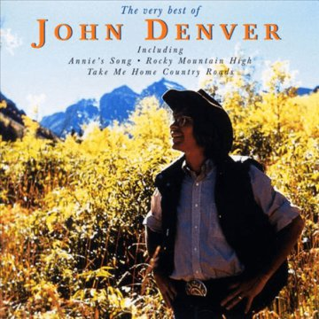 The Very Best of John Denver CD