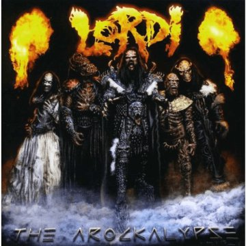 The Arockalypse CD
