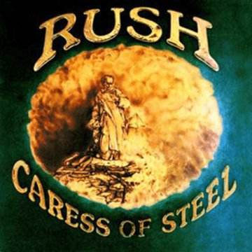 Caress Of Steel CD