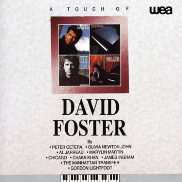 A Touch Of David Foster CD
