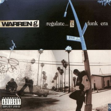 Regulate...G Funk Era CD
