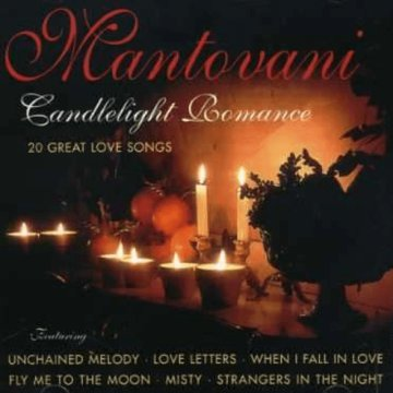 Mantovani: Candlelight Romance CD