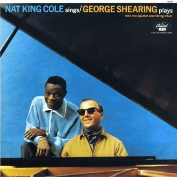 Nat King Cole Sings - George Shearing Plays CD