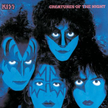 Creatures Of The Night CD