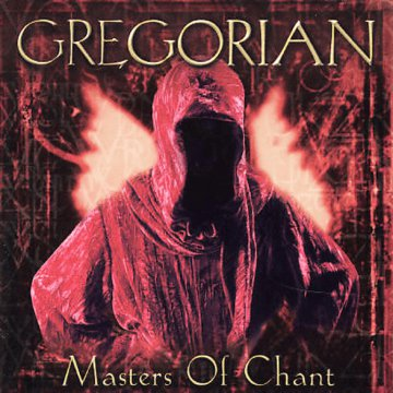Masters Of Chant Chapter I CD