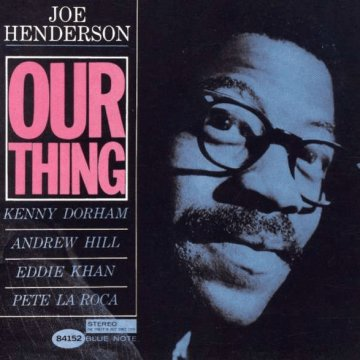 Our Thing CD