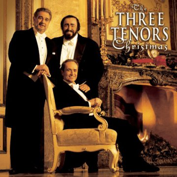 The Three Tenors Christmas DVD