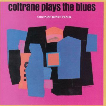 Coltrane Plays The Blues CD