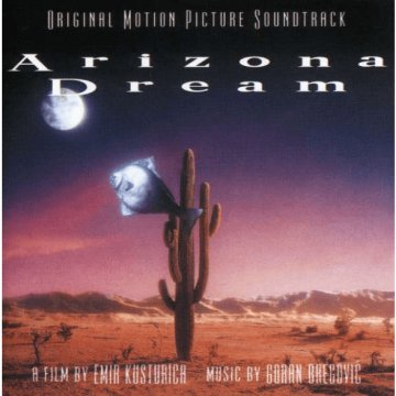 Arizona Dream (Arizonai álmodozók) CD