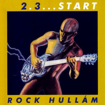 1. 2. 3... Start - Rock hullám CD