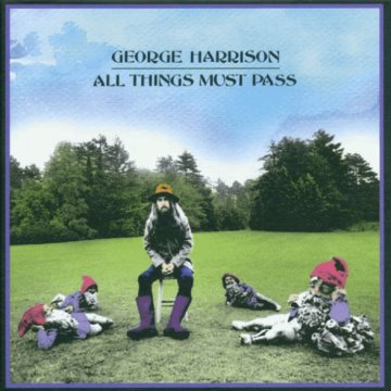 All Things Must Pass CD