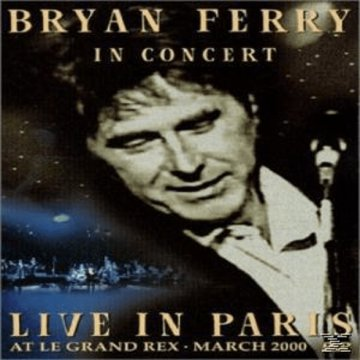 Bryan Ferry In Concert DVD