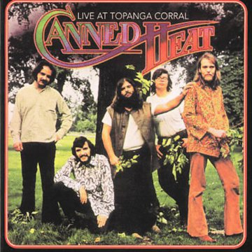 Live At Topanga Corral CD