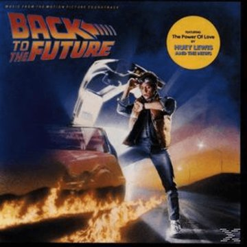 Back To The Future (Vissza a jövőbe) CD