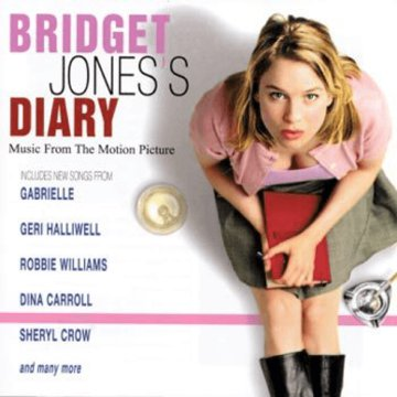 Bridget Jones's Diary (Bridget Jones naplója) CD