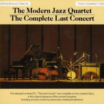 The Complete Last Concert CD