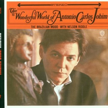 Wonderful World of Antonio Carlos Jobim CD