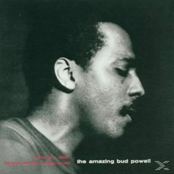 The Amazing Bud Powell Vol.1 CD