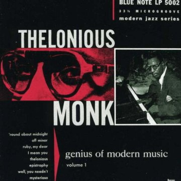 The Genius Of Modern Music Vol. 1 CD