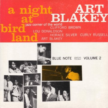 A Night At Birdland Vol 2 CD