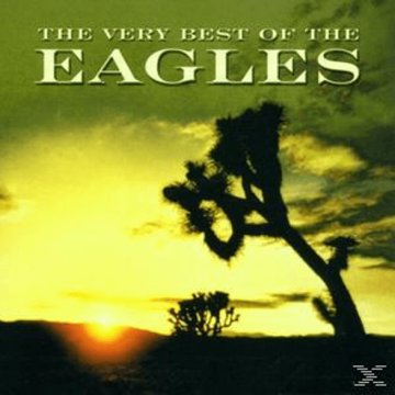 The Very Best of The Eagles CD