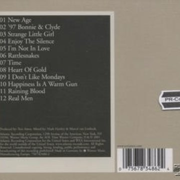 Strange Little Girls CD