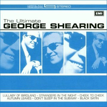 The Ultimate George Shearing CD