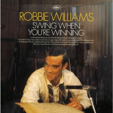 Swing When You're Winning CD
